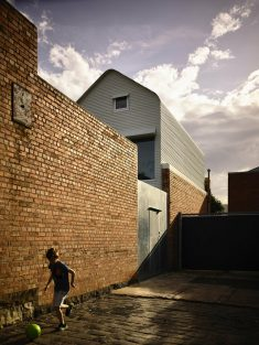 Grant House in North Fitzroy, Melbourne / Austin Maynard Architects