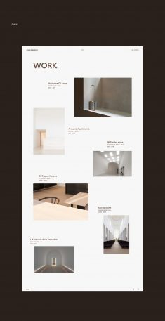 John Pawson — Website