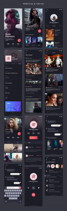 Kino, the Movie iOS UI Kit