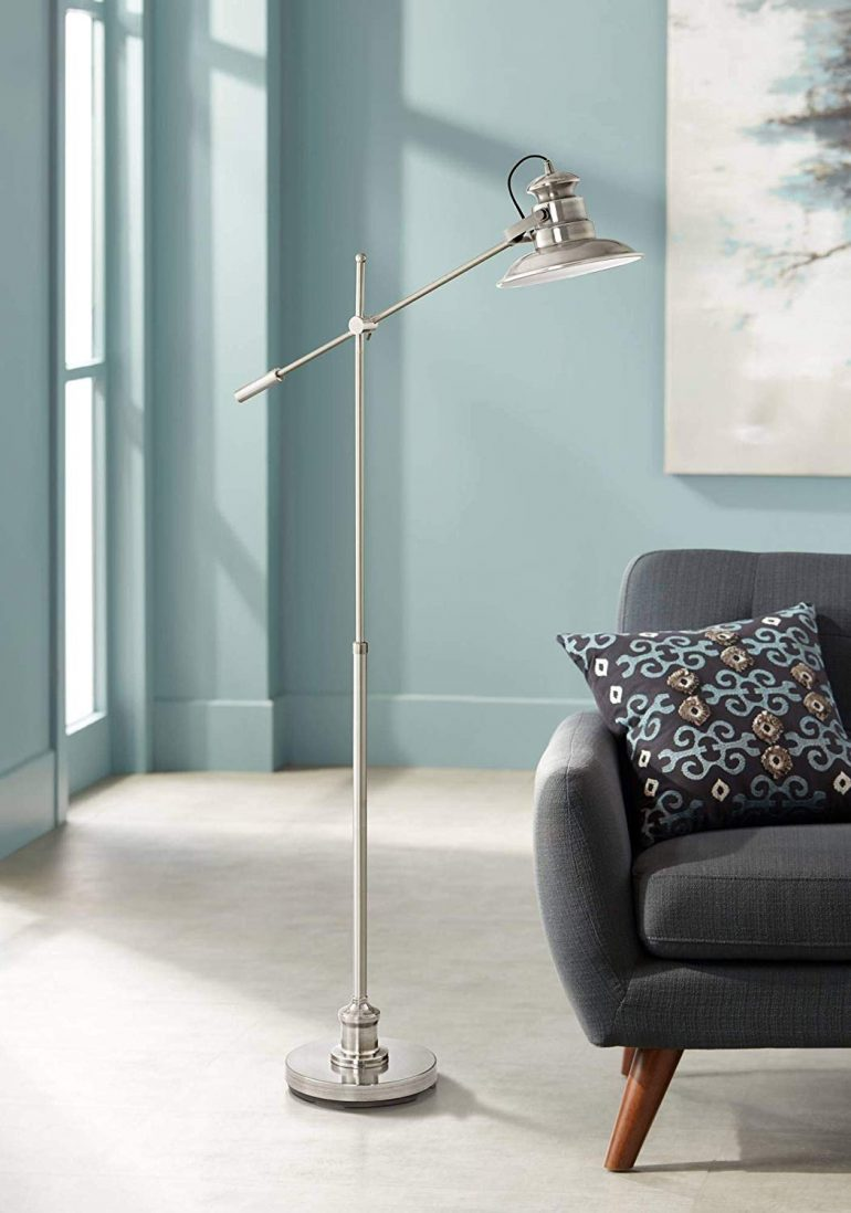 Admiral Modern Pharmacy Floor Lamp