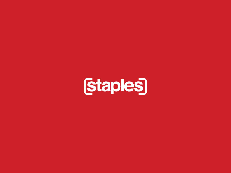 Staples – Logo Concept by Ronald Dowdy