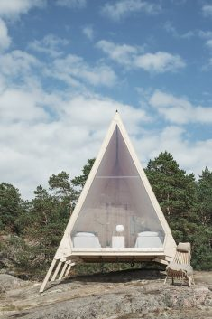 Sustainable Summer Cabin in Finland – Nolla Project by Robin Falck
