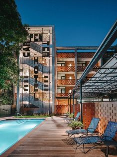 The Carpenter Hotel in Austin, Texas / Specht Architects