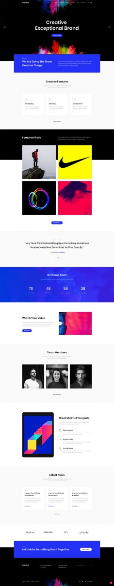 Joo – Niche Multi-Purpose HTML Template
