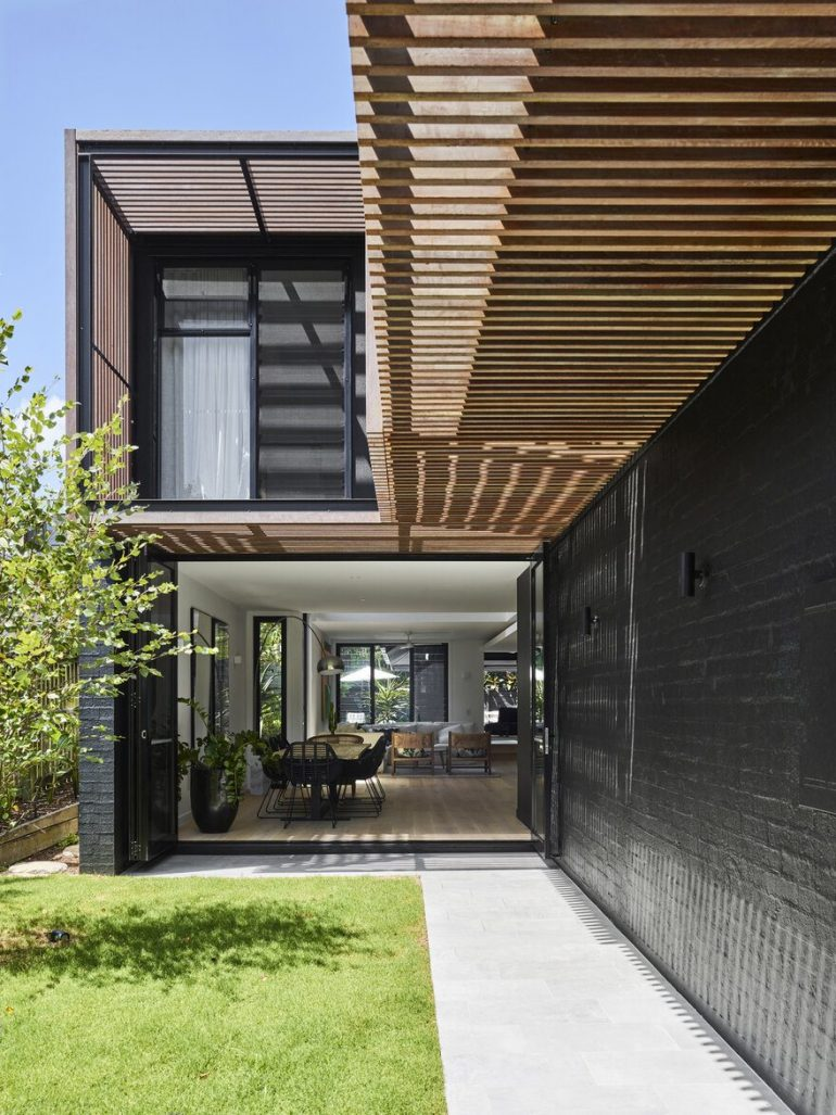 Barlow House in Brisbane / Alexandra Buchanan Architecture