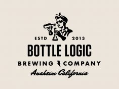 Bottle Logic Abandoned Logo Concept – Eve