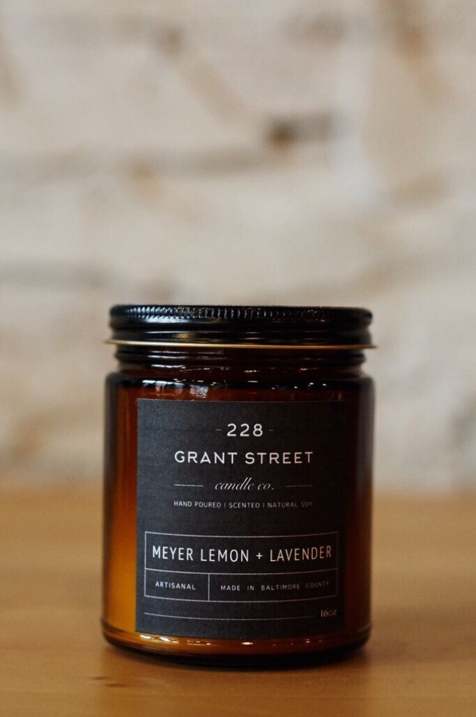 228 Grant Street Candle Co.