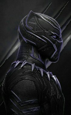 Black Panther Marvel Skin Superhero