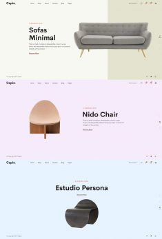 Capie – Minimal Creative Shop