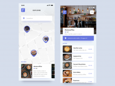 Coffee Shop Mobile App