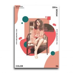 Color Poster Design Collection