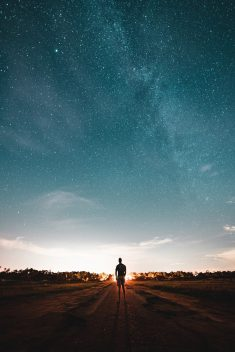 Forever In Awe – Starry Sky