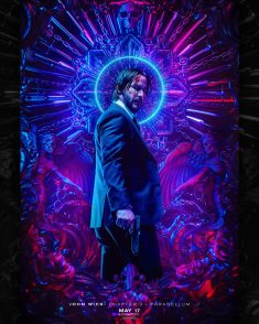 John Wick 3 – Parabellum Official Artwork