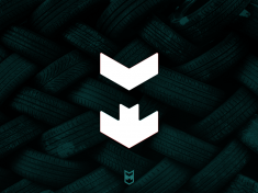 M Logo + Arrow Logomark