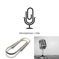 Microphone + Clip concept