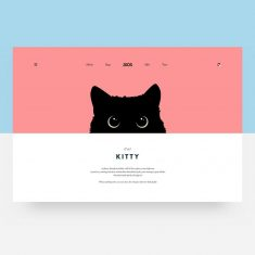 Cat. Designed for JXOS. 🐱