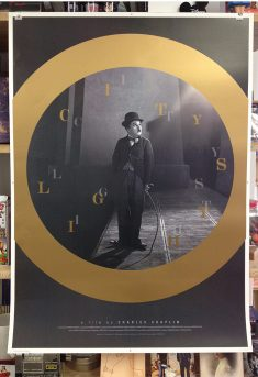 Modern Times, City Light Poster