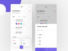 Redesign of Task Manager – TODO