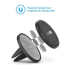 TechMatte MagGrip Universal Magnetic Air Vent Car Mount