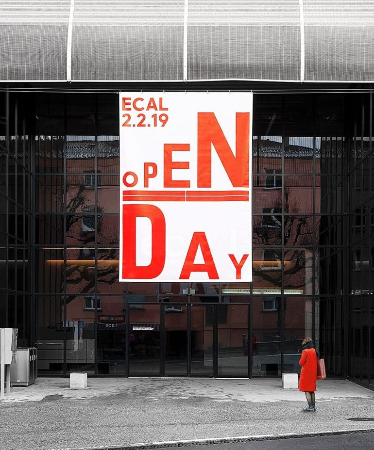 Ecal Open day 2019