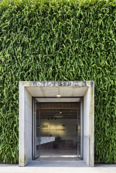 DESINO Eco Manufactory Office / Ho Khue Architects