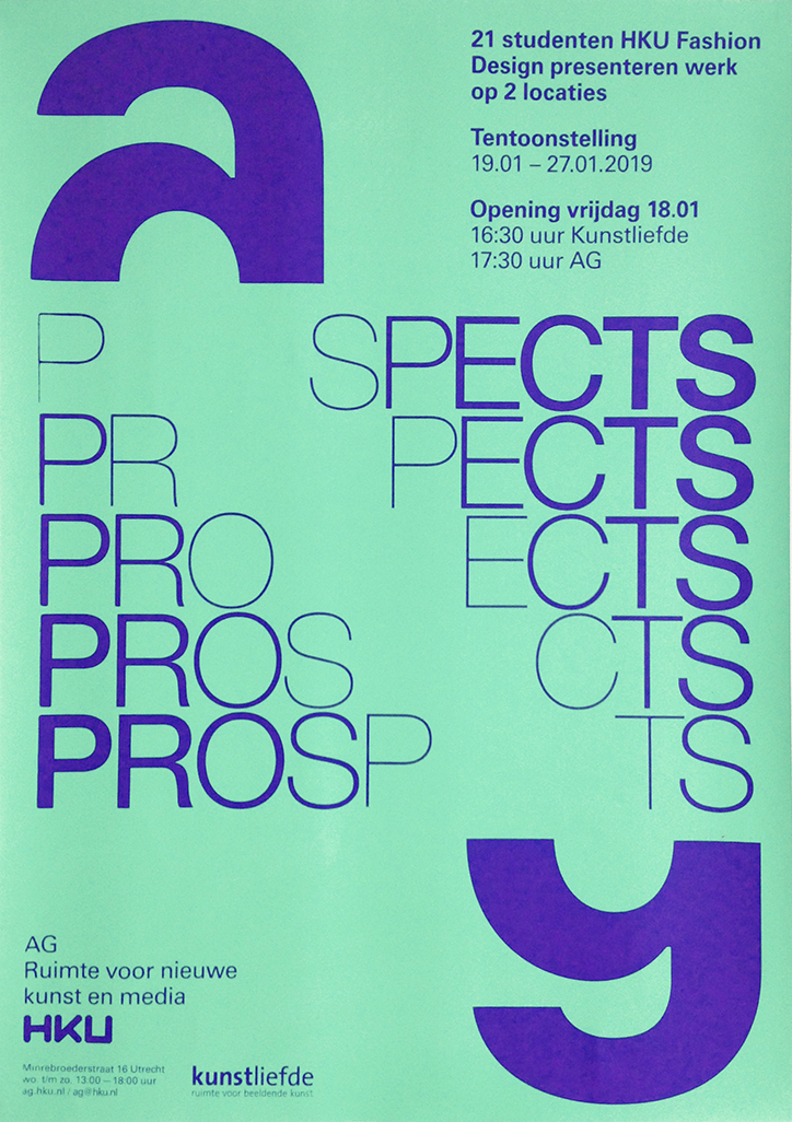 Jan-Pieter Karper on how material considerations form the basis of his graphic design work