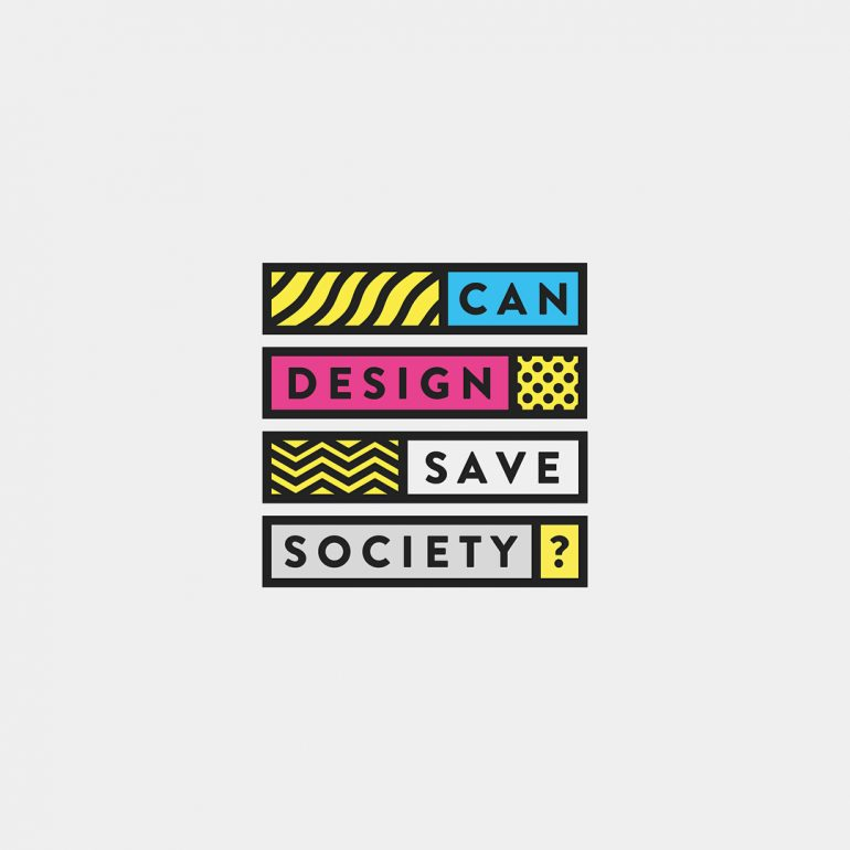 Can design save society