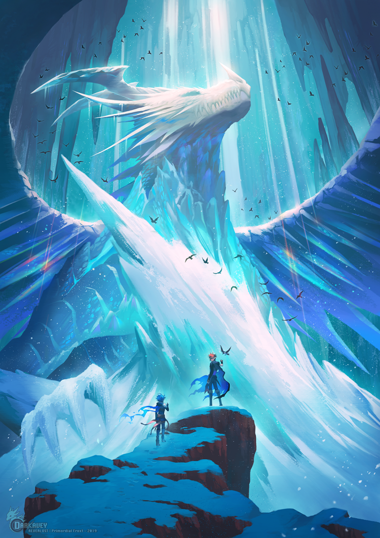 Primordial Frost by Darkavey