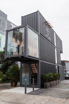 The Aesther Apparel retail store in San Francisco