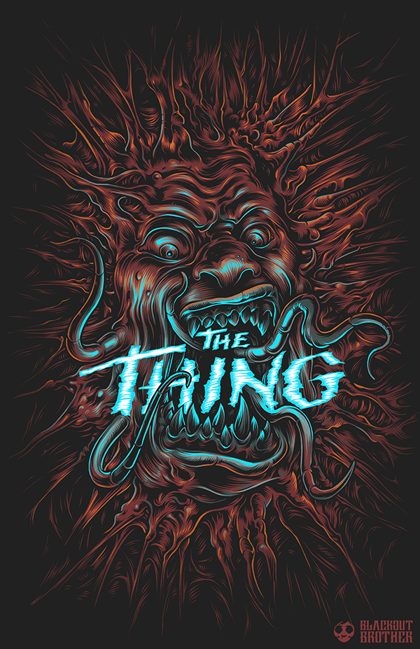 The Thing art contribution