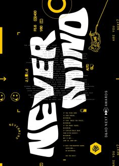 D&AD Print Advert By Saatchi & Saatchi: Never mind