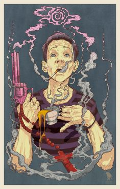 Smoke – Self Portrait