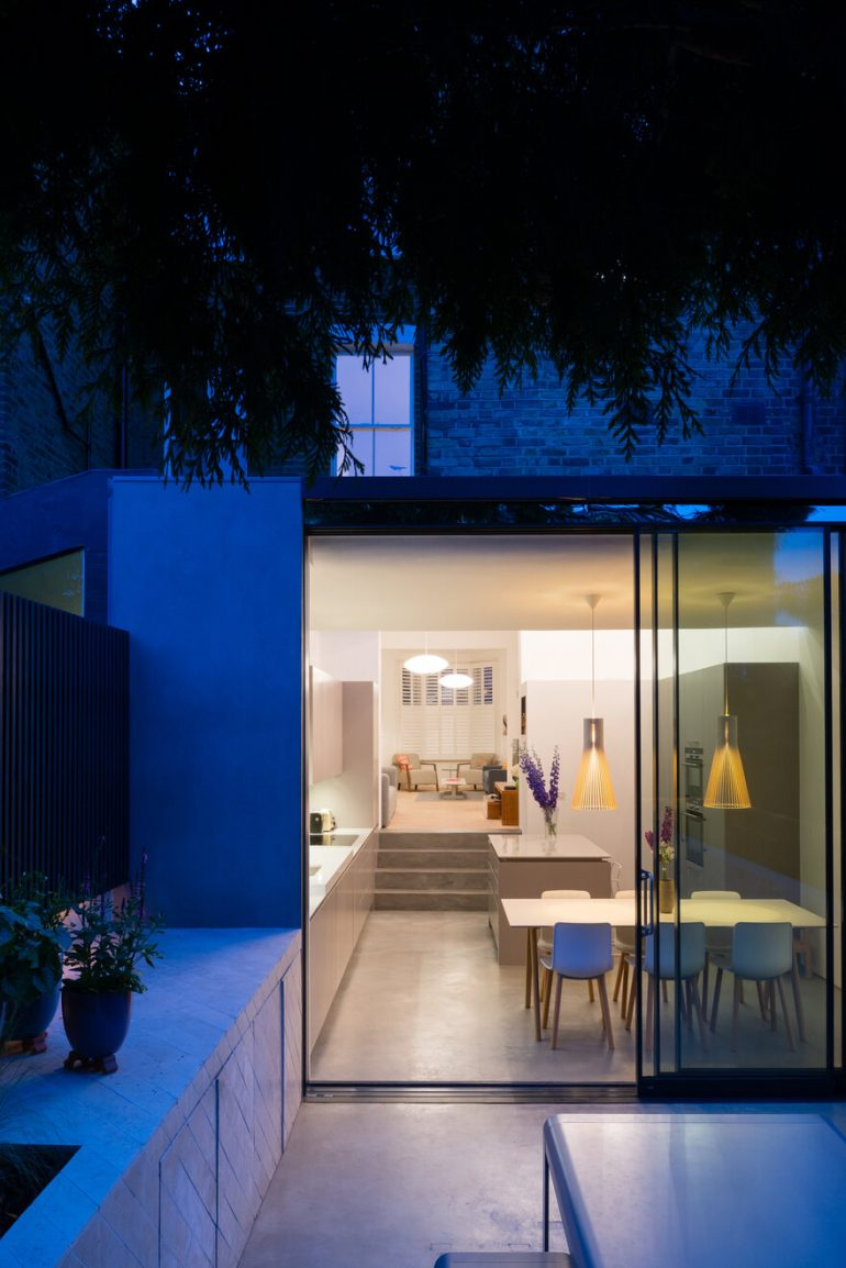 Highbury House Extension / Architecture for London