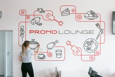Wall Art for Promotech