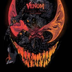 Marvel's Venom – Alternate Movie Poster