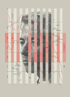 The New Yorker – Bill Ackman Portrait