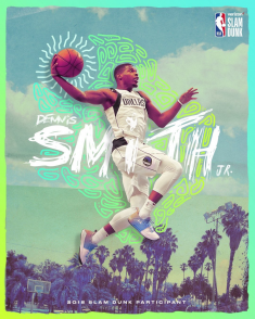 National Basketball Association – Dennis Smith Jr.