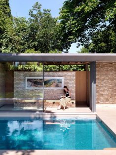Pavilions within a Garden / Threefold Architects