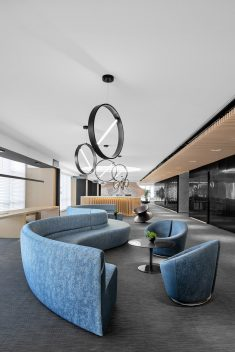 Future Metropolitan – Sample Office for Poly Real Estate by CUN Design