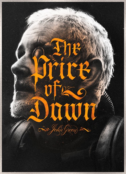 The Price of Dawn — Book Cover by Mirco Monsees