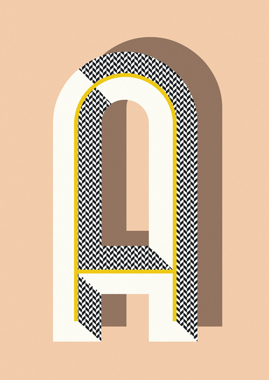 Amazing letter posters