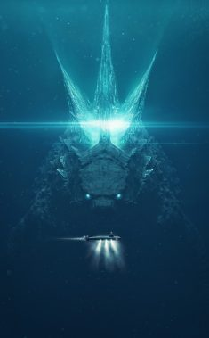 Godzilla: King of the Monsters Fan Art