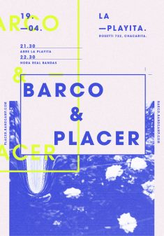Flyer / BARCO + PLACER
