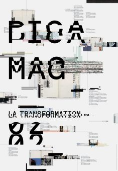 PICA MAGAZINE POSTER / JACKET