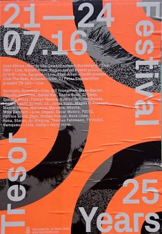 25 years Tresor Festival – Found in Friedrichshain