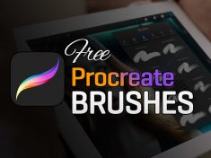 Procreate Brushes Free for the iPad Pro