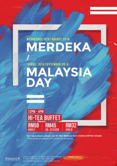 RE-DESIGN – Merdeka Day 2016 Promo – Hotel Armada PJ