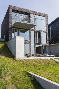 The Architect's Concrete Home, Denmark / Frederiksen Architects