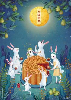 Chinese Mid-Autumn Festival