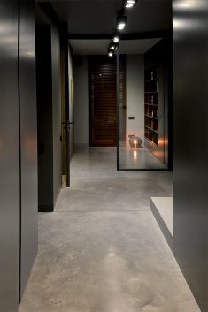 Concrete floors for houses, flats, offices, restaurants and premises
